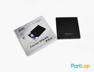دی وی دی رایتر اکسترنال سونی رابط USB 2.0