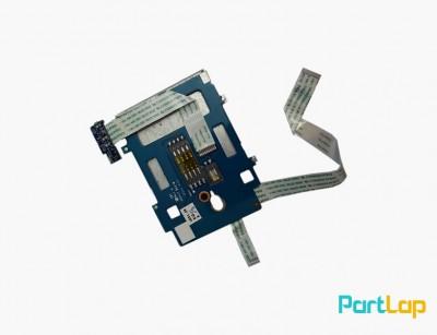 کارتخوان مغناطیسی لپ تاپ اچ پی HP EliteBook 2560p مدل ZDT E253117