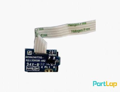 برد سنسور HALL لپ تاپ HP EliteBook 8460p مدل 6050A2467701