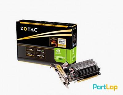 کارت گرافیک پنل کوتاه   Zotac Geforce GT730 4GB