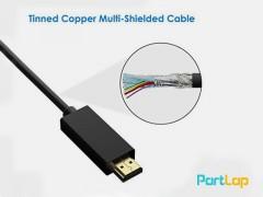 کابل Display to HDMI با کیفیت 4k