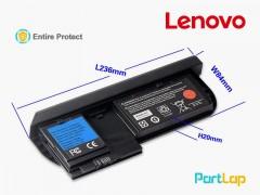 باتری لپ تاپ لنوو مناسب لپ تاپ Lenovo X220T