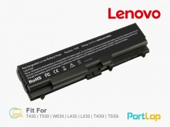 باتری لپ تاپ لنوو مناسب لپ تاپ Lenovo T430