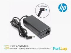 شارژر لپ تاپ اچ پی 19.5 ولت 3.33 آمپر 65 وات مدل PPP009C