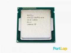 سی پی یو برند Intel سری Haswell پردازنده Core i5 4570 نسل چهار