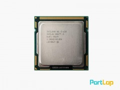 سی پی یو Intel Core i5-650 نسل یک سوکت LGA1156