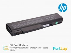 باتری لپ تاپ HP Elitebook 6530b