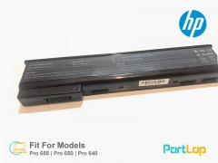 باتری لپ تاپ HP ProBook 655