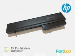 باتری لپ تاپ اچ پی HP Elitebook 2540p