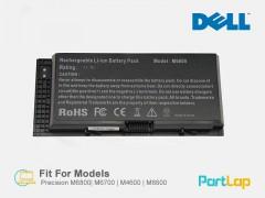 باتری لپ تاپ دل مناسب لپ تاپ Dell Precision M4600