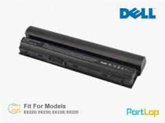 باتری لپ تاپ دل مناسب لپ تاپ Dell Latitude E6230