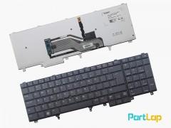 کیبورد لپ تاپ DELL مدل Latitude E6540
