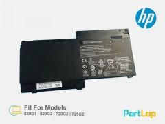 باتری لپ تاپ HP مناسب لپ تاپ HP Elitebook 720 G2