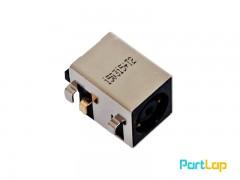 جک برق لپ تاپ اچ پی  DC Power Jack HP 8470p