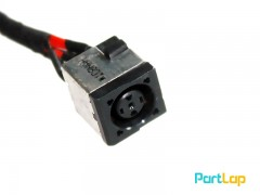 جک برق لپ تاپ اچ پی  DC Power Jack HP 8570P
