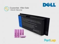 باتری لپ تاپ دل مناسب لپ تاپ Dell Precision M6600