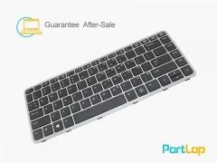 کیبورد لپ تاپ اچ پی مدل HP EliteBook Folio 1040G1