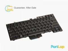 کیبورد لپ تاپ دل مدل Dell Latitude E6500