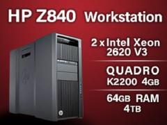 سرور Hp Workstation Z840 غول گرافیک و رندرینگ