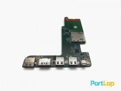 برد گرافیکی و یو اس بی لپ تاپ HP EliteBook 8560W