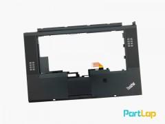 قاب دور کیبورد و تاچ پد لپ تاپ Lenovo Thinkpad W530