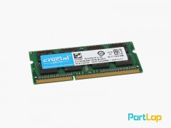 رم لپ تاپ Crucial مدل DDR3 PC3L-12800S ظرفیت 8 گیگابایت