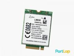 ماژول سیم کارت لپ تاپ Dell مدل WWAN Novatel LN930 4G Card