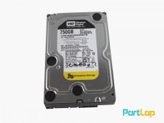 هارد دیسک اینترنال WD ظرفیت 750 گیگابایت Black