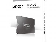 هارد SSD LEXAR اینترنال لپ تاپ 2.5 اینچی ظرفیت 256 گیگابایت