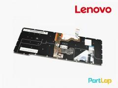 کیبورد لپ تاپ لنوو مدل Lenovo ThinkPad X1 Carbon نسل 2