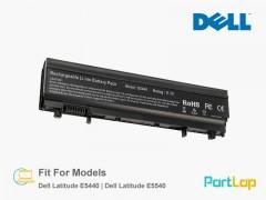 باتری لپ تاپ دل مناسب لپ تاپ Dell Latitude E5440