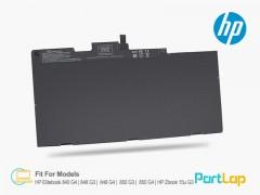 باتری لپ تاپ اچ پی مناسب لپ تاپ HP Zbook 15u G4