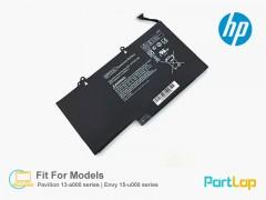 باتری لپ تاپ اچ پی مناسب لپ تاپ HP Envy 15-u