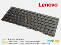 کیبورد لپ تاپ لنوو مدل Lenovo ThinkPad T450