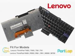 کیبورد لپ تاپ لنوو مدل Lenovo ThinkPad R61