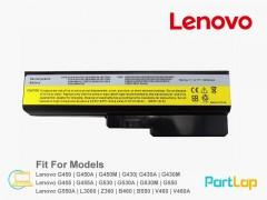 باتری لپ تاپ لنوو مناسب لپ تاپ Lenovo IdeaPad G455