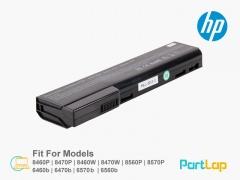 باتری 6 سلولی لپ تاپ اچ پی ProBook 6465b
