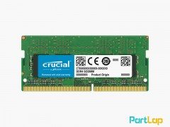 رم لپ تاپ Crucial مدل DDR4 با ظرفیت 4 گیگابایت