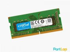 رم لپ تاپ Crucial مدل DDR4 با ظرفیت 8 گیگابایت