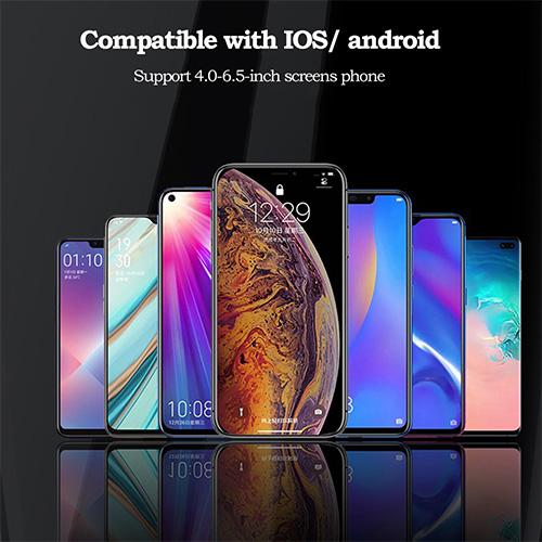 بررسی و خرید پایه نگهدارنده موبایل و شارژر وایرلس هوشمند X9 دارای تکنولوژی QI - فروشگاه اینترنتی پارت لپ