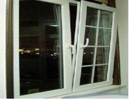 پنجره دو حالته