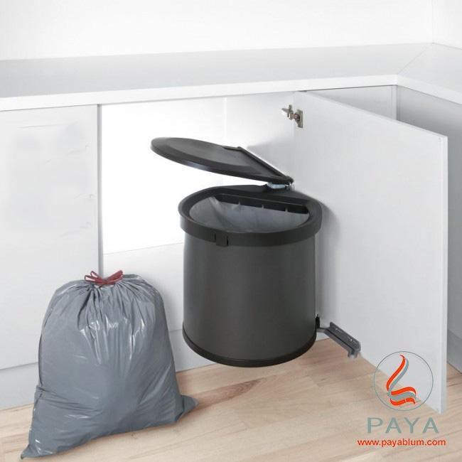 سطل زباله 40لیتری MÜLLBOY BIG پکا