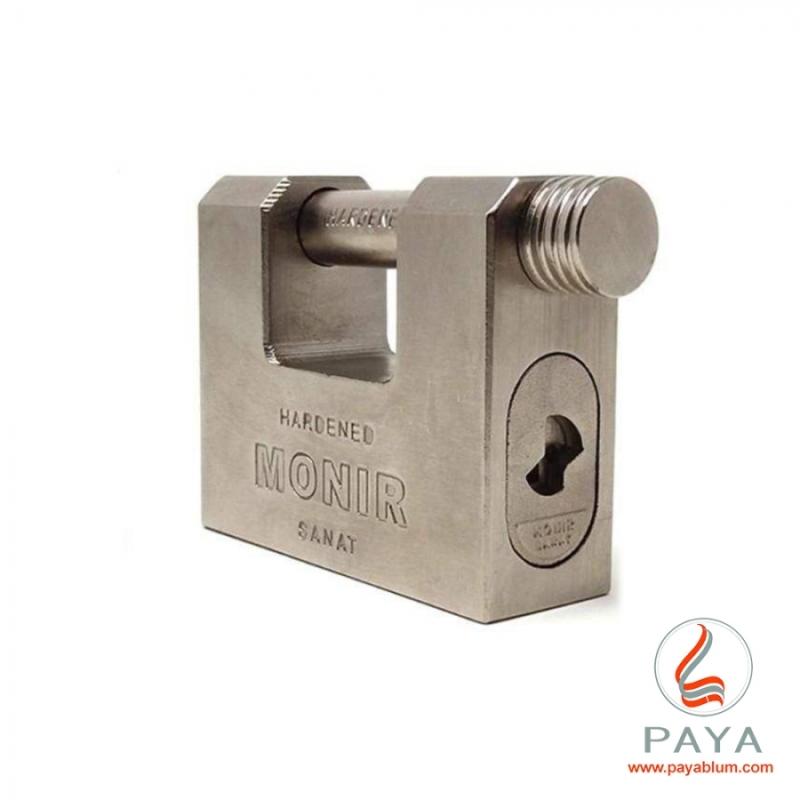 قفل کتابی منیر صنعت مدل M85