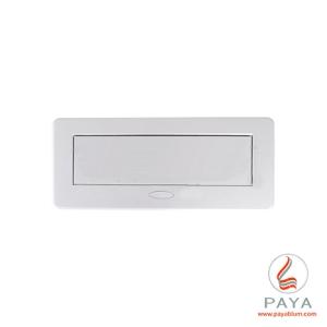 پریز توکار مربعی دکمه تاچ مکانیکی فانتونی کد N332  و N333