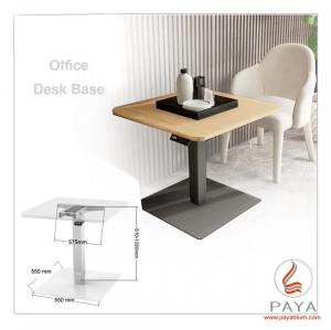 میز تک پایه برقی فانتونی T002