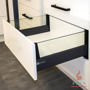 دبل باکس ارتفاع بلند با دیزاین ساید شیشه فانتونی B011