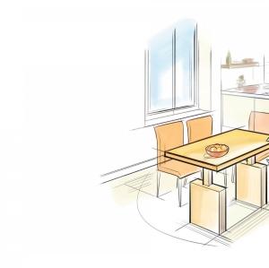 میز بزرگ با قبلیت تنظیم ارتفاع ergoAgent twin کِسِه بوهمر