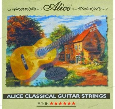 سیم گیتار کلاسیک آلیس