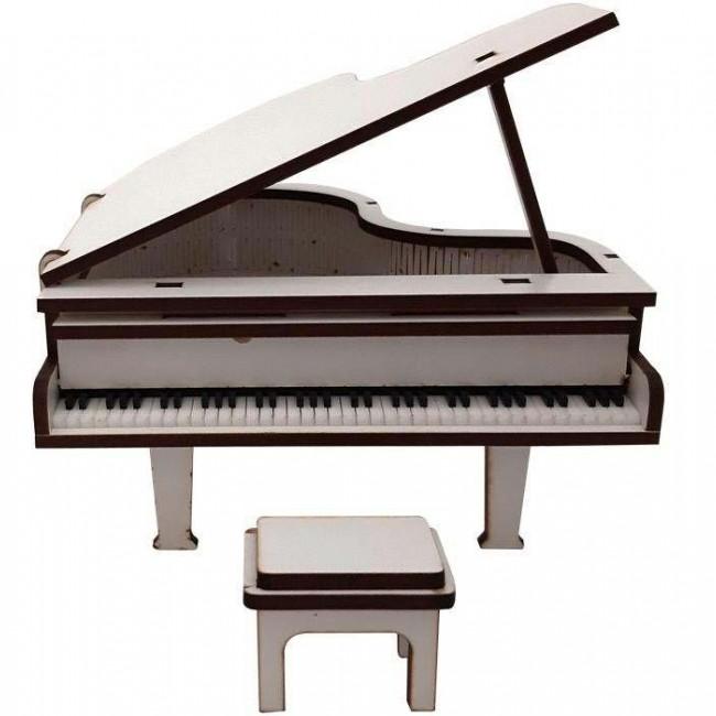 پیانو کلاسیک دکوری