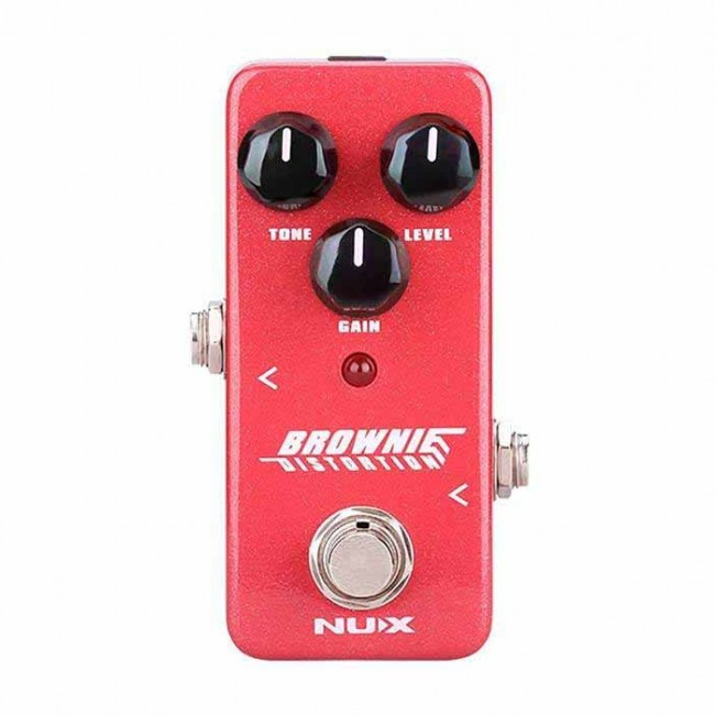 پدال افکت گیتار ان یو ایکس مدل NDS-2 Brownie